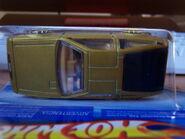 DeLorean Mid Interior