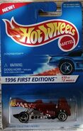 Hot Wheels Dog Fighter 1996 First Editions