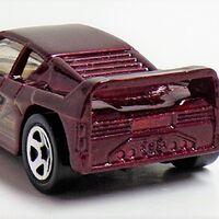 Hot Wheels Zender Fact 4 No.57107 in Ovp.