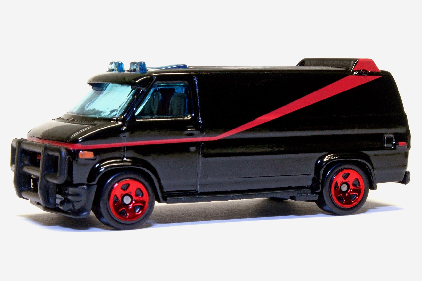 A-Team Van
