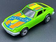 Hot Wheels Speed Machines Green Z Whiz (2)