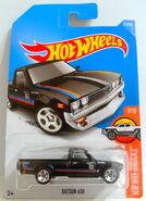 Datsun 620 (Bla) Trucks 7 - 17 Cx