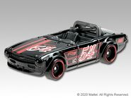 2021 Red Edition Triumph TR6