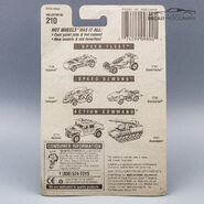 5265 - Dodge Viper RT10 Carded-1-2