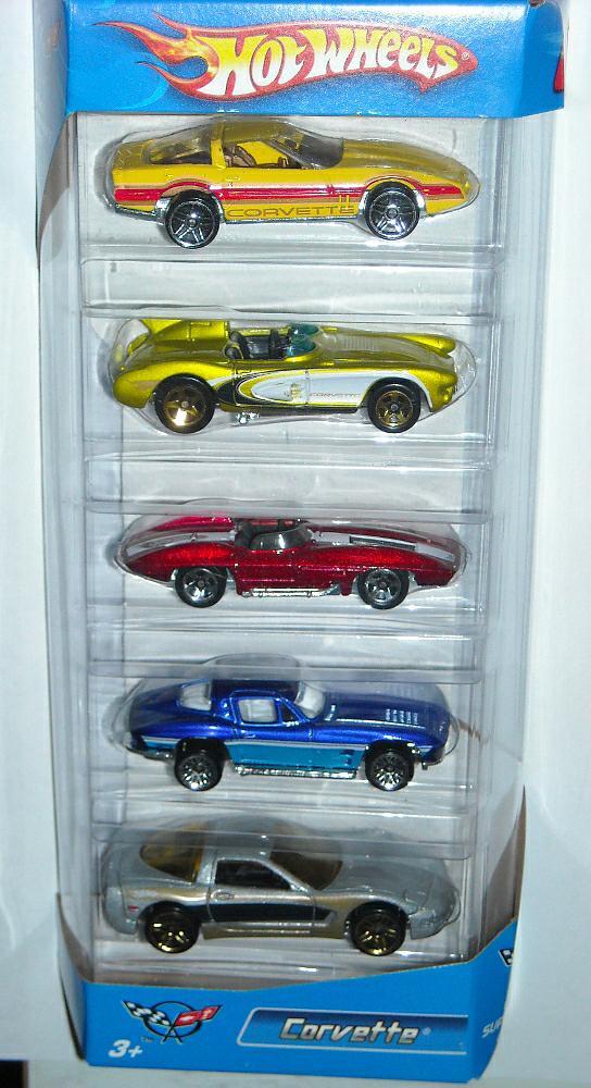 Corvette 5-Pack (2006)