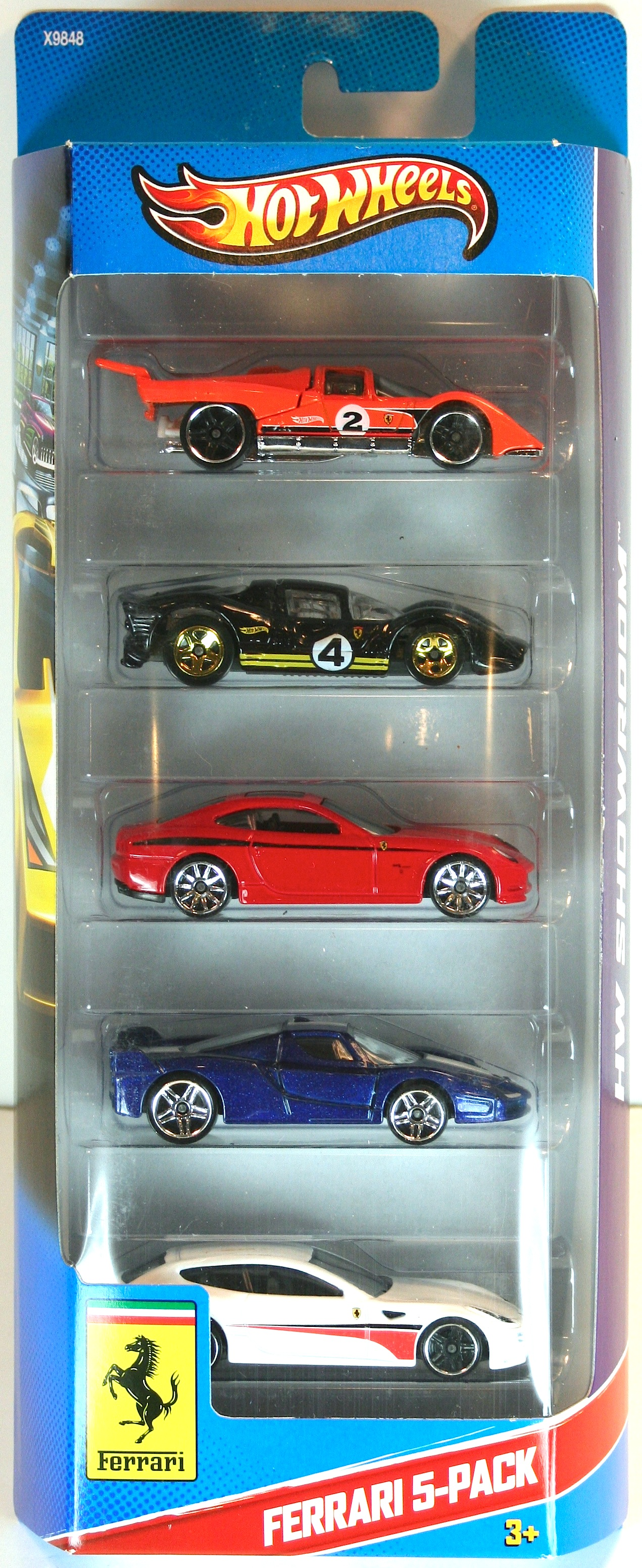 Ferrari 5-Pack (2013)