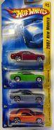 Dodge Challenger Concept Color Variations