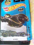 Batmobile with Yellow