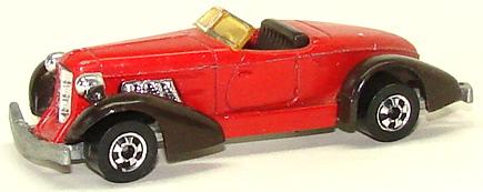 List of 1979 Hot Wheels