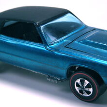 Custom T-Bird Aqua with black roof.JPG