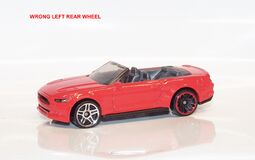2015 Mustang GT Convertible 2