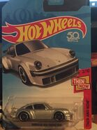 2018 - Then and Now 2-10 - Porsche 934 Turbo RSR - Kmart Exclusive - Silver