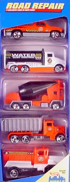 Road Repair 5-Pack