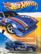 2012 031-247 HW Premiere 31-50 Mazda RX-7 '20 NGK' Blue