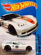 2015 012-250 HW City - Performance '09 Corvette ZR1 '09 Gulf' White