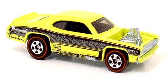 '72 Plymouth Duster Thruster