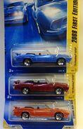 '70 Pontiac GTO Color & Card Variation