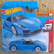 2020 Porsche - 05.05 - Porsche 918 Spyder 01