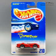 5265 - Dodge Viper RT10 Carded-1