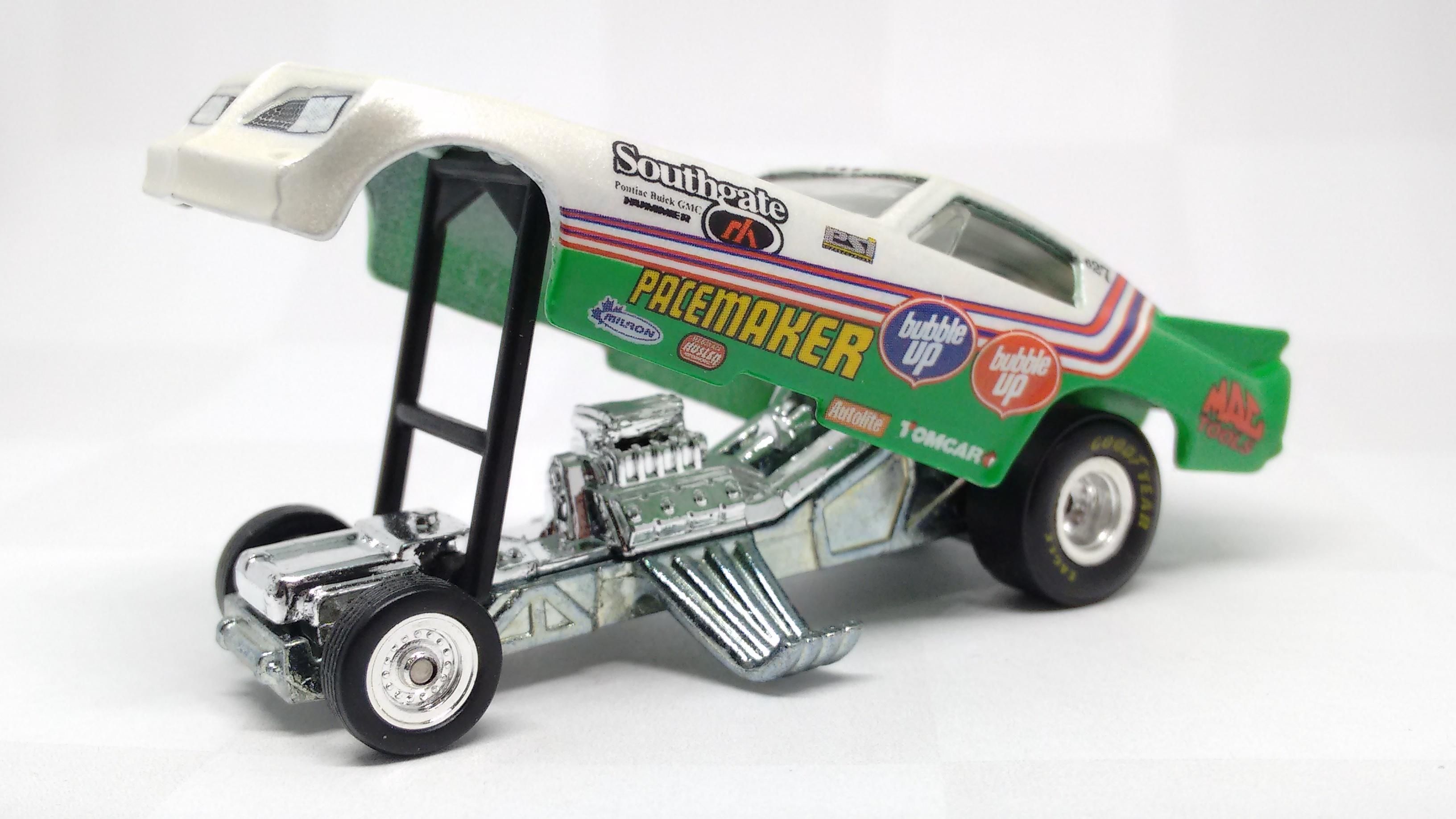 '77 Pontiac Firebird Funny Car