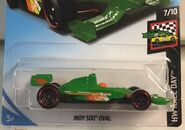 2019 Hot Wheels Indy 500 Oval