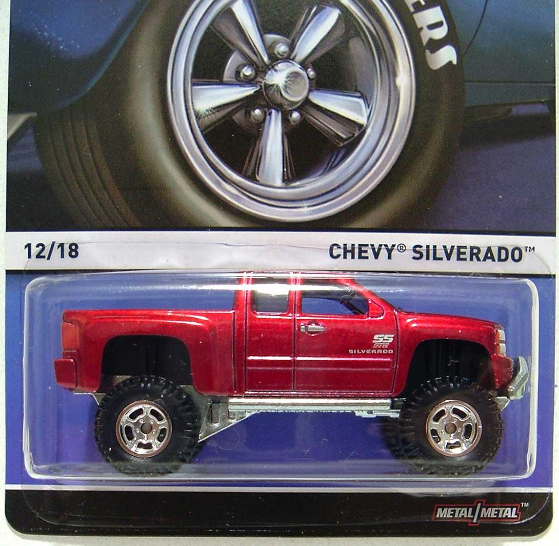 Chevy Silverado (2015)