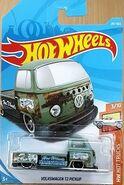 Volkswagen T2 Pickup - FJY50 card