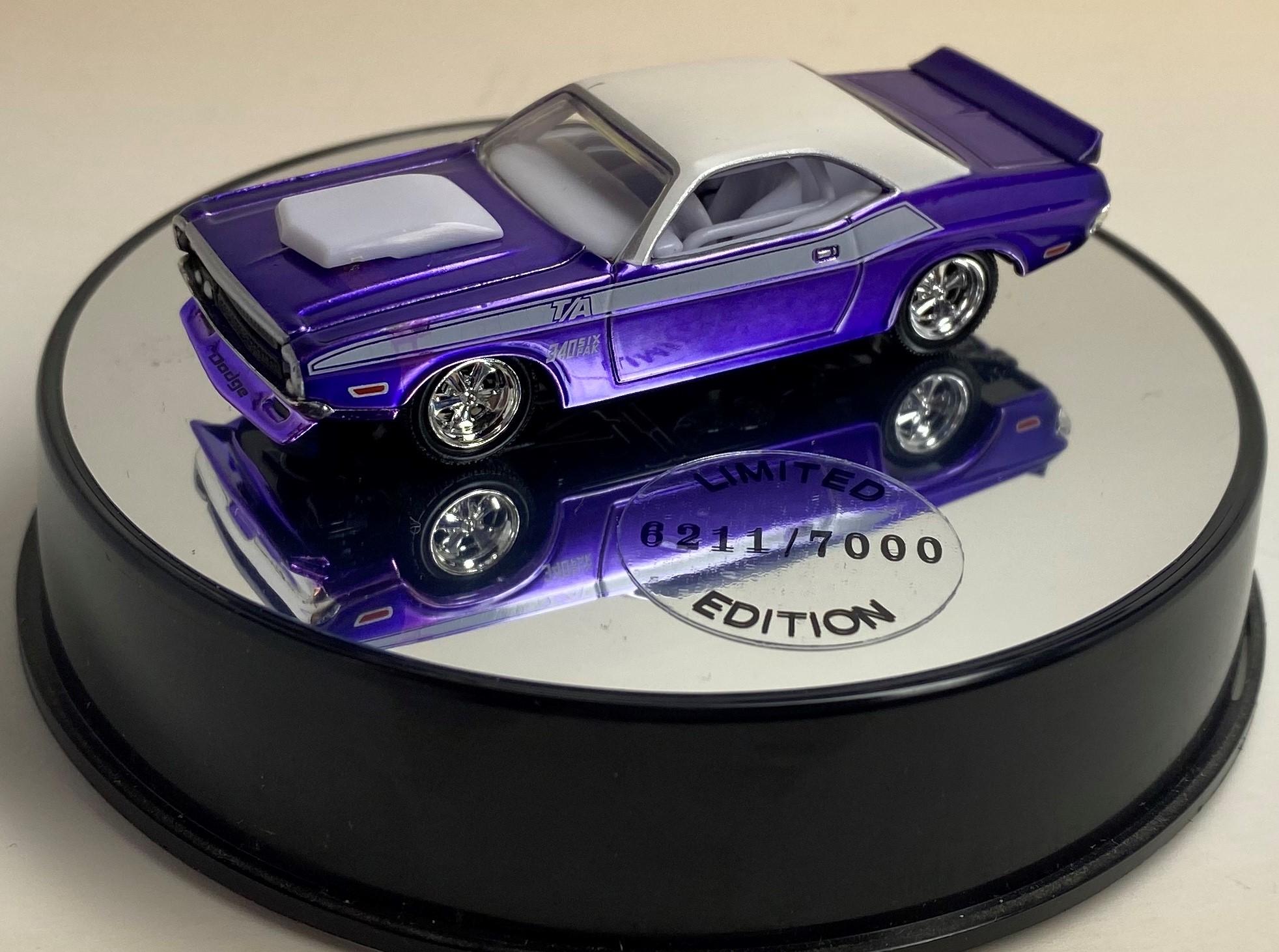 2005 Showcase Hot Wheels