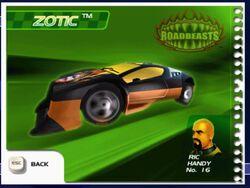 Hot Wheels Highway 35 World Race Road Beasts Zotic