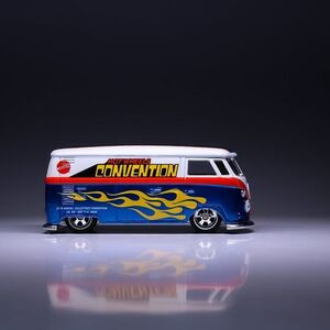 Volkswagen T1 Panel Bus Hot Wheels Wiki Fandom