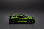 FYC14 Nissan Skyline GT-R R34-1