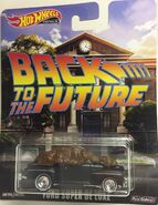 Ford Super Deluxe. BtTF 2019.Card