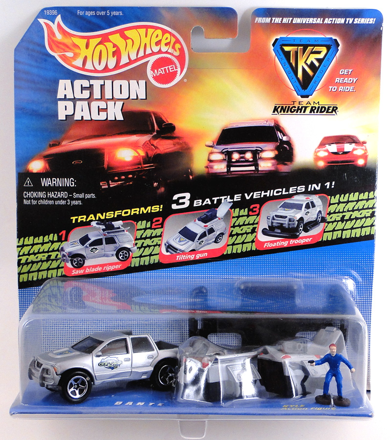 Team Knight Rider: Dante Action Pack