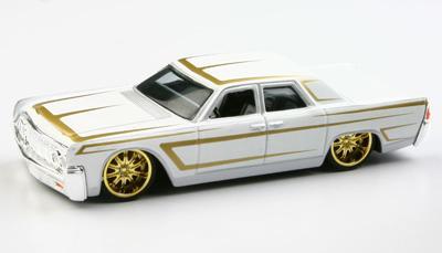 '64 Lincoln Continental (1:50)