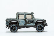 15 Land Rover Defender Double Cab (Side)