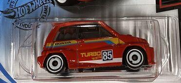 2020 Hot Wheels '85 Honda City Turbo 3rd colour
