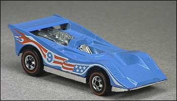 List of 1975 Hot Wheels