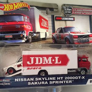 Skyline HT 2000GT-X & Sakura Sprinter. JDM-L.jpg