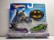 Batman VS The Riddler Entertainment Pack 2004