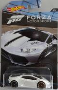 Forza Motorsport 4-6; Lamborghini (2014) Huracan LP610-4 - Hot Wheels DWF35 2017