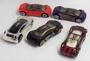 Audi Avus Quattro. 5 cars.2