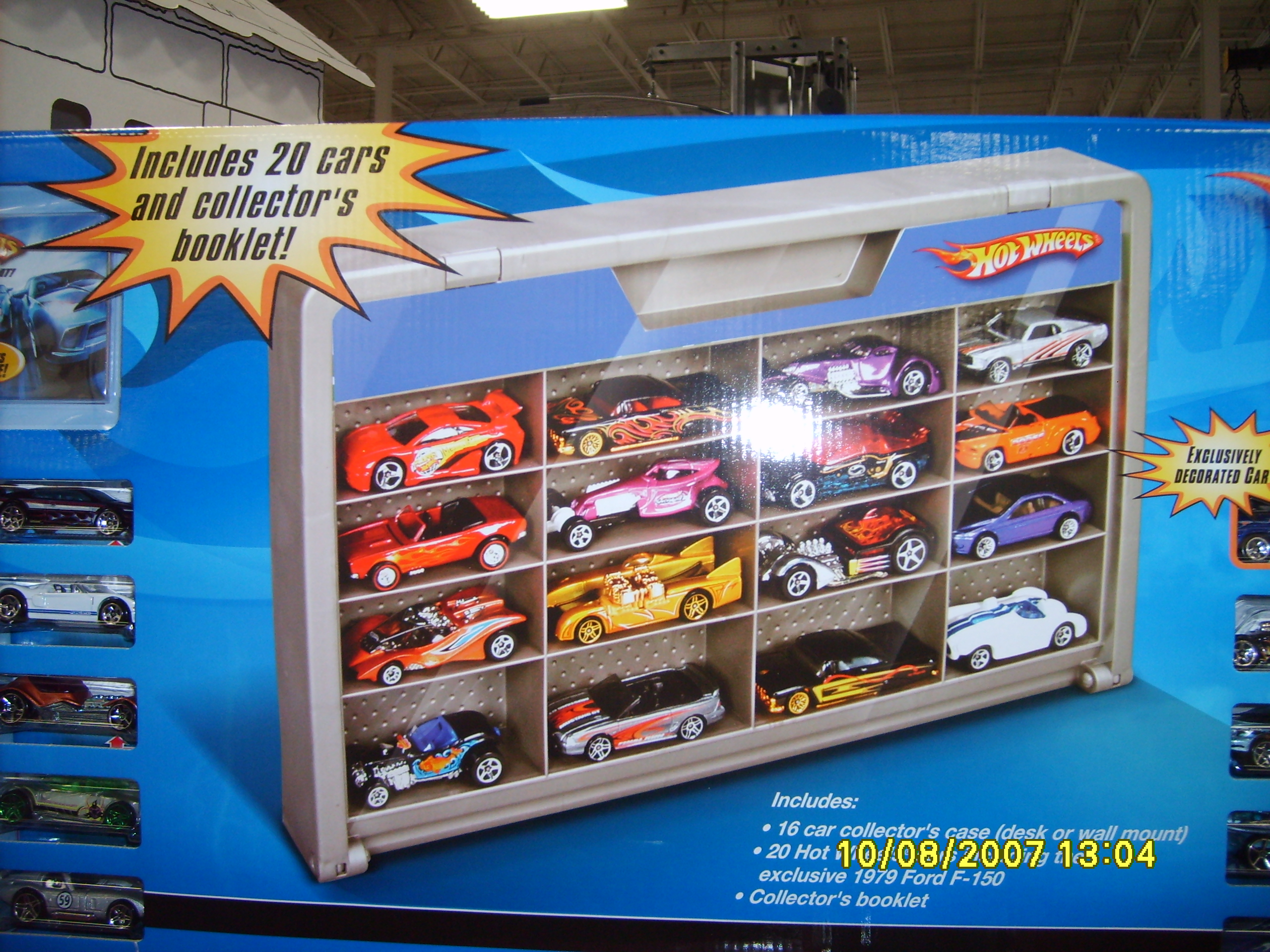 Collector's Case Sam's Club Exclusive (2007)