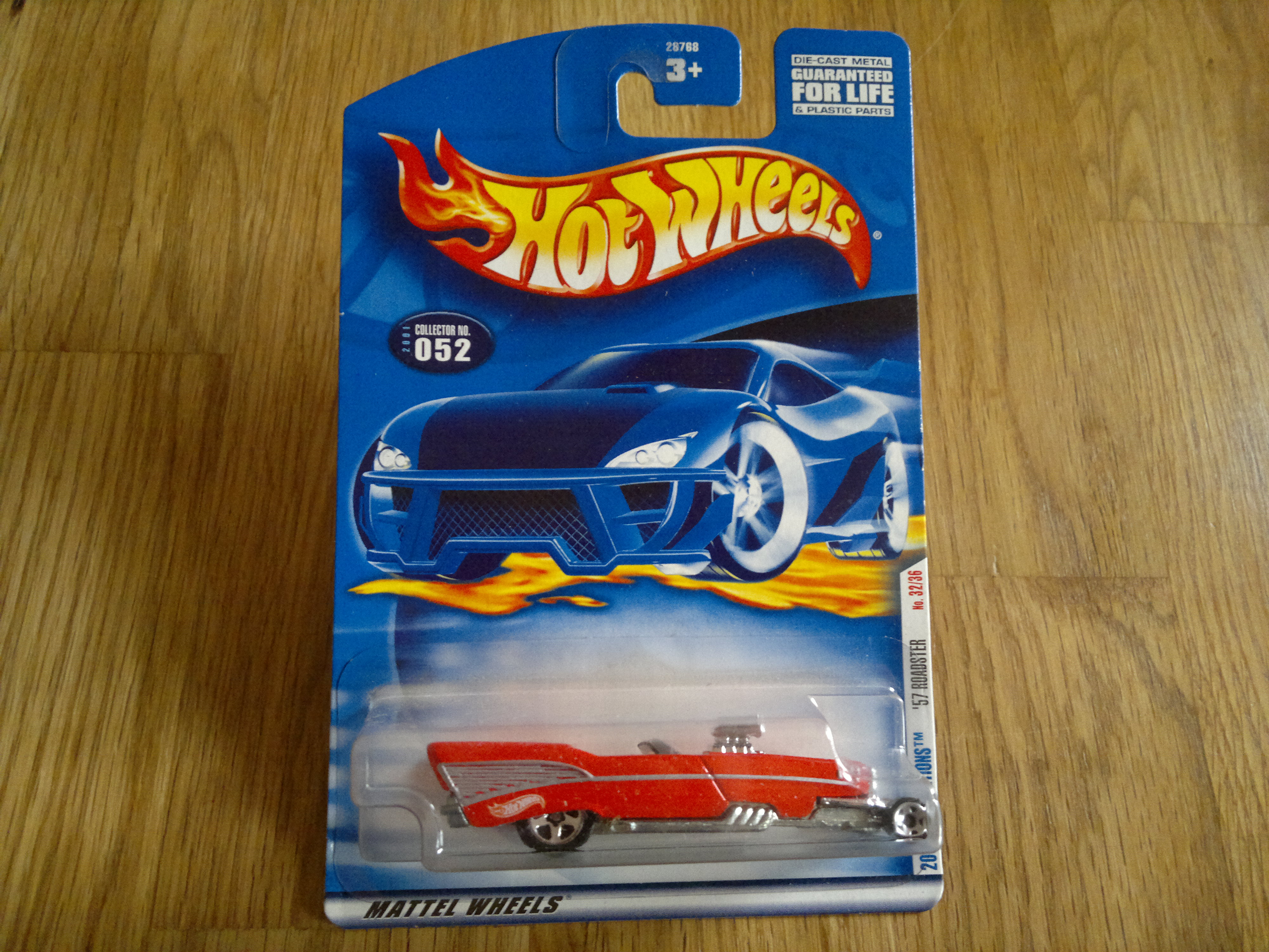 '57 Roadster