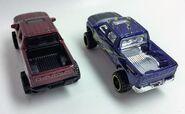 Chevy Silverado Set 1 (Rear)