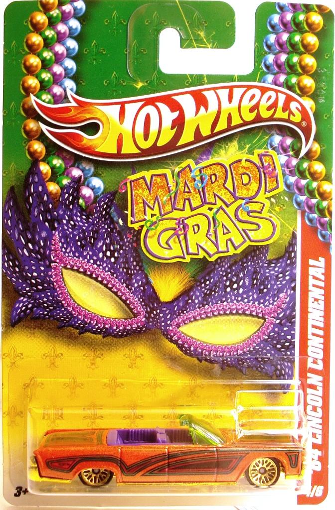 Mardi Gras Series