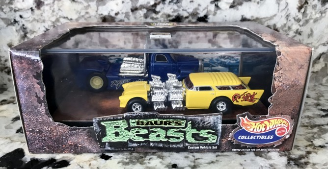 Baur's Beasts 2-Car Set