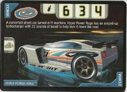 Hyper Power Rage Gaming Cards
