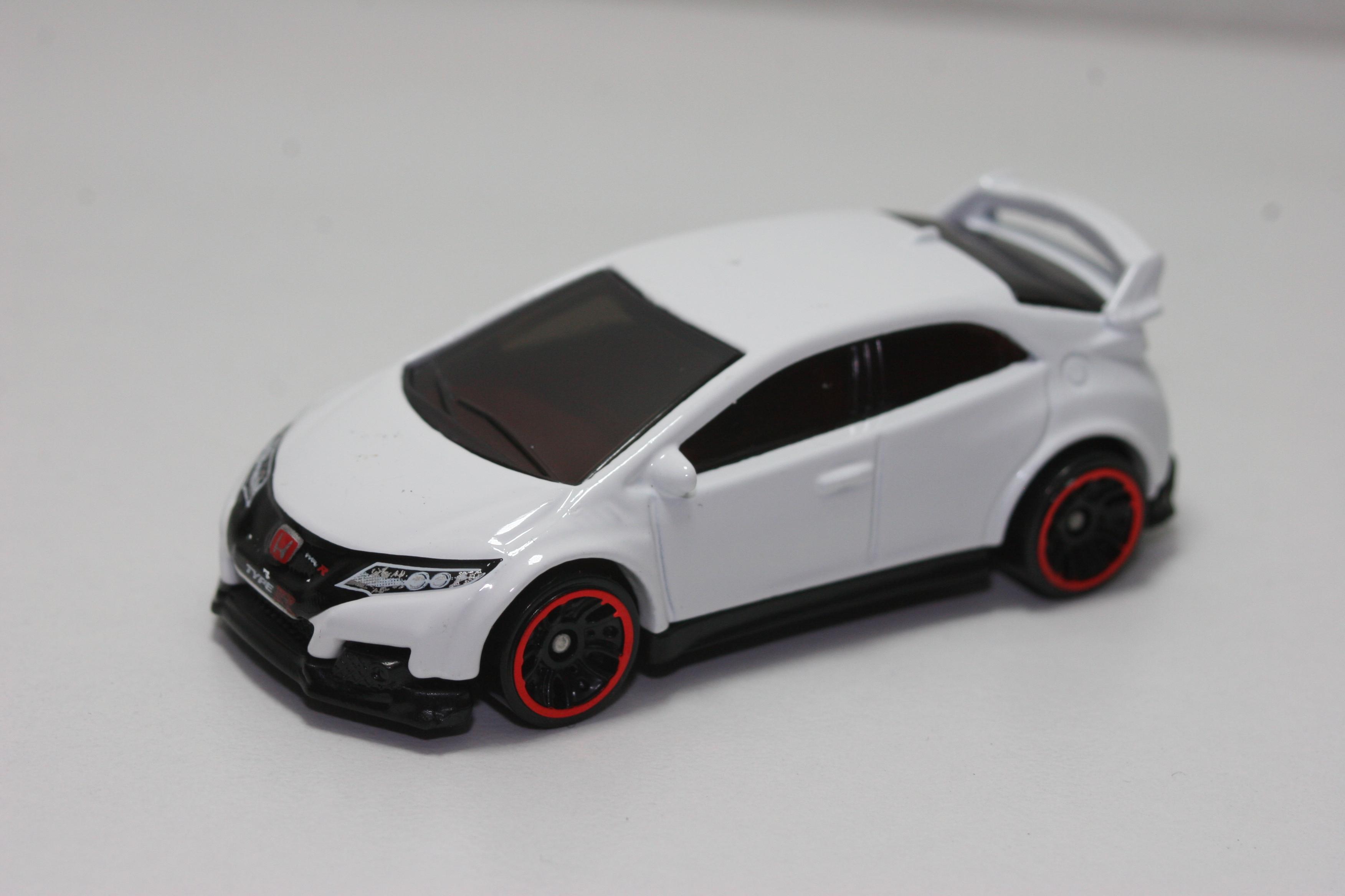 16 Honda Civic Type R Hot Wheels Wiki Fandom