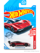 2020 Hot Wheels Red Edition Aston Martin Vulcan GHG74