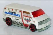 Custom 77' Dodge van (996) HW L1170170